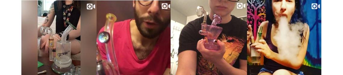 How to use a quartz dab nail