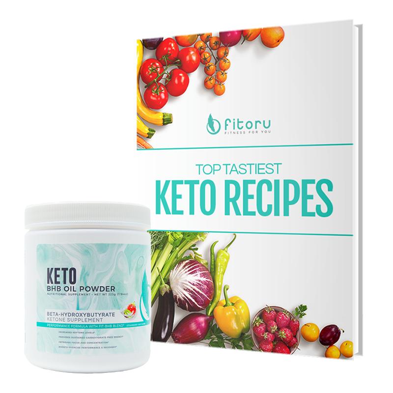 Fitoru Keto 30 Day Supply - 50% OFF