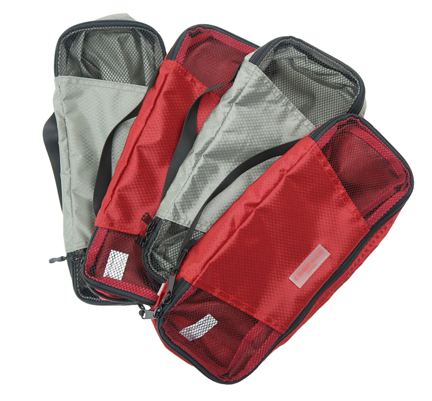 Compass Rose packing cubes